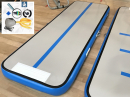 3m blue AirTrack Air Track gym track & mini-blower