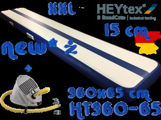 360cm HEYtex AirTrack AirBeam original EU factory