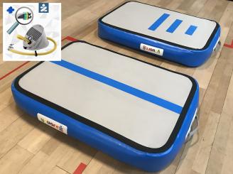 Airboard 15cm high blue AirTrack Air Board Block